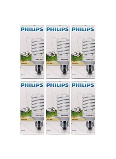Philips Philips Tasarruflu Ampul E27 23 W S,RNKL Renkli